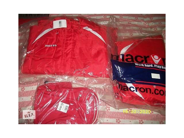 Спортивна зимова куртка MACRON для хлопчика 10-12 років- объявление о продаже  в Ужгороді