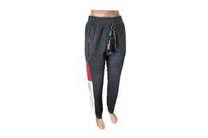 Спортивные штаны мужские на байке манжет р.46,48,52.Цвет чёрный,серый. От 5шт по 144грн