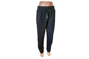 Спортивные штаны мужские на байке р.48,50,52,54,56.Цвет чёрный серый синий.От 5шт по 144грн