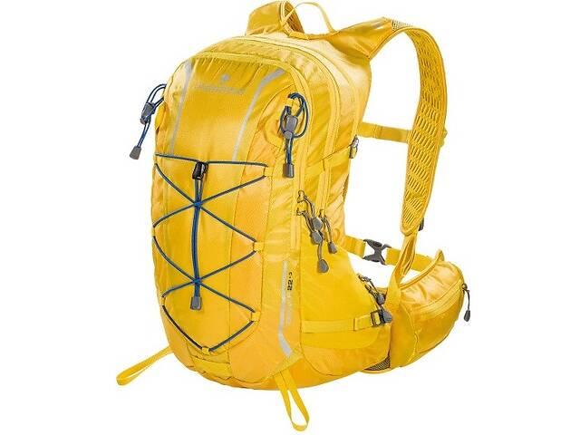 продам Спортивный рюкзак Ferrino Zephyr HBS 22+3 925747 желтый бу в Киеве