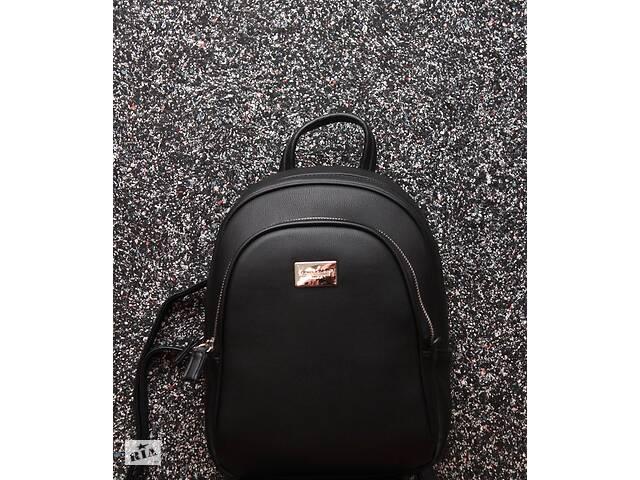 Стильный кожаный (кожа искусственная) женский рюкзак David Jones / Дэвид Джонс- объявление о продаже  в Днепре (Днепропетровск)