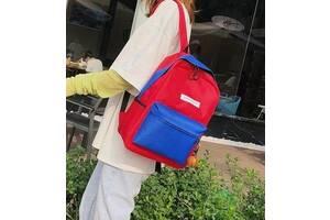 Стильный цветоной спортивный рюкзак