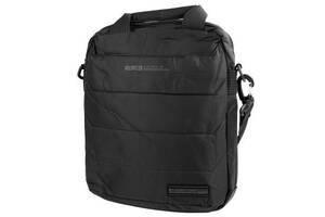 Сумка повседневная Volunteer Мужская сумка через плечо VOLUNTEER VT-1713-04-black