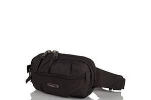 Сумка поясная Onepolar Мужская поясная сумка ONEPOLAR  W3001-black