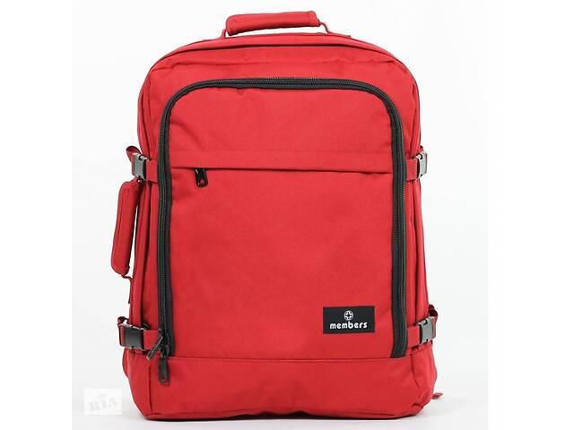 Сумка-рюкзак Members Essential On-Board 44 Red- объявление о продаже  в Львове