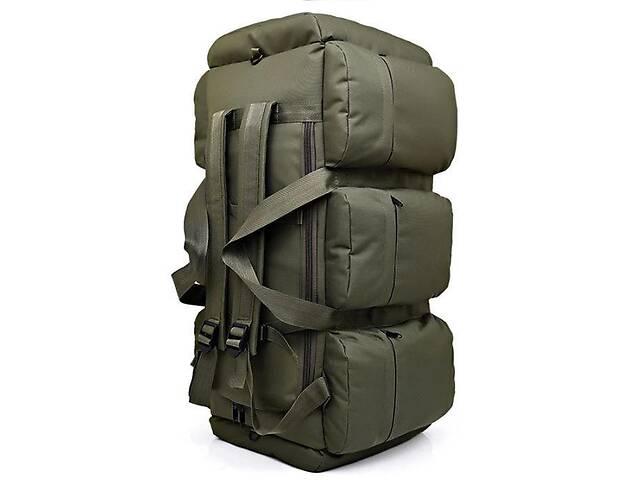 продам Сумка-рюкзак тактическая Kronos xs-90l3 олива, 90 л бу в Киеве