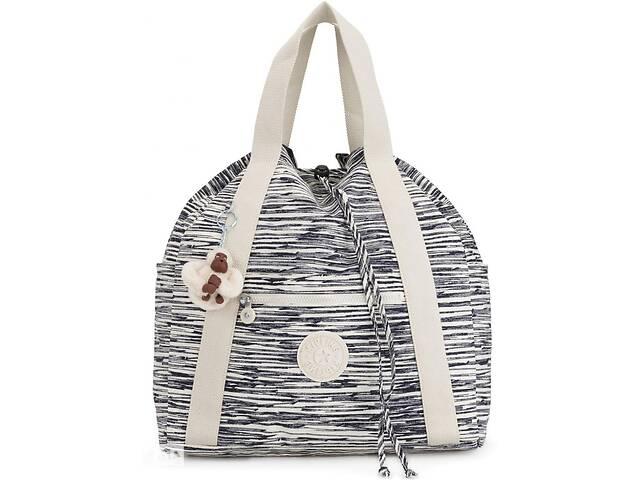 купить бу Сумка-рюкзак женская Kipling ART BACKPACK M KI3526_18P, черный в Киеве