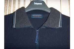 Свитер джемпер пуловер кофта муж. Malagrida, made in Italy, XL