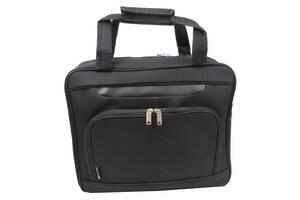 Текстильная мужская сумка портфель Corvet TB1516-88