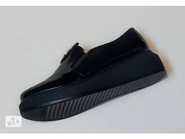 Туфли для девочки 30-34 размер- объявление о продаже  в Краматорске