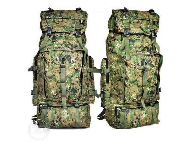 бу Туристический, военный, походный, кемпинговый, рыбацкий, рюкзак на 75 литров, комуфляжный в Одессе