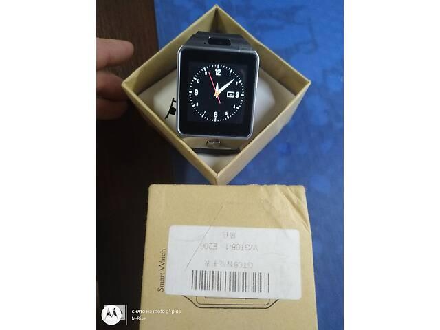 Умные смарт часы GSM Camera DZ09 Bluetooth Сим карта Android/IOS из США.Новые.- объявление о продаже  в Киеве