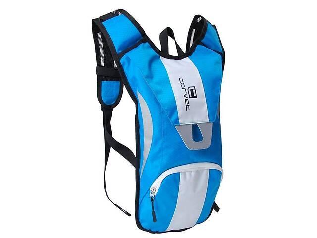 Велосипедный рюкзак 5L CorvetBP2504-72 синий- объявление о продаже  в Киеве