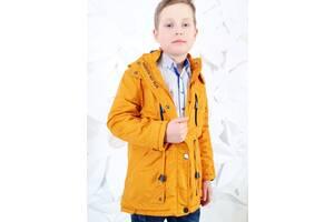 Ветровка Куртка парка на мальчика весна осень 7,8,9,10,11,12 лет 122-152 рост Венгрия