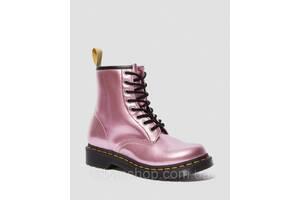 Взуття жіноче Dr. Martens  VEGAN 1460 GOLDMIX рожеві