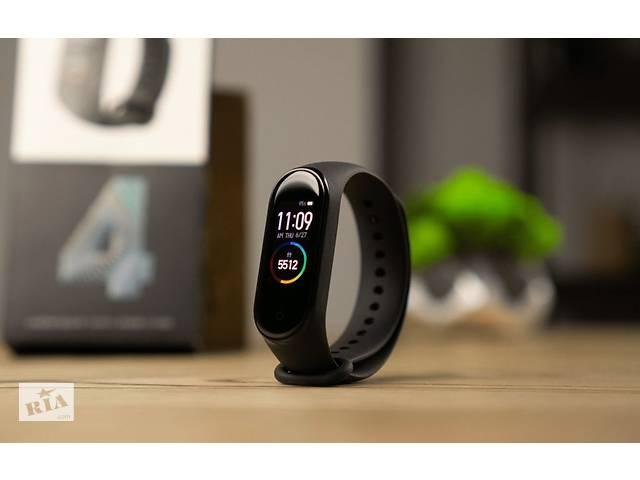 Xiaomi Mi Band 4 Фитнес браслет смарт часы Спортивный трекер м4- объявление о продаже  в Днепре (Днепропетровск)