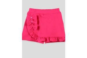 Юбка-шорты для девочки Breeze малиновая
