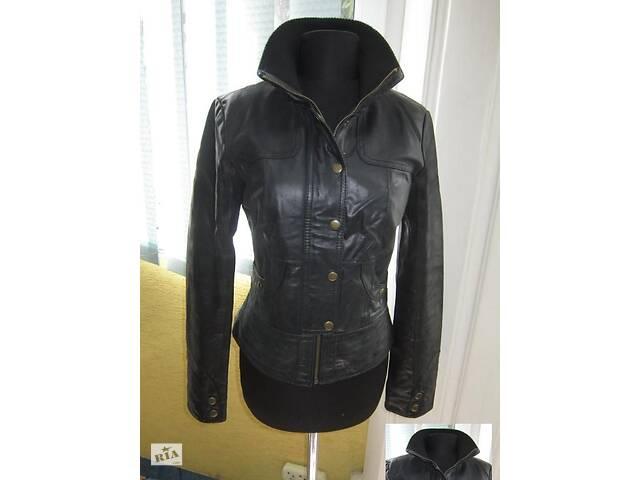 продам Женская кожаная куртка Vero Moda. Дания. Лот 157 бу в Ужгороде