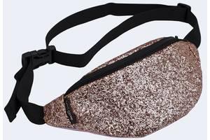 Женская поясная сумка TwinsStore Б156 розовый