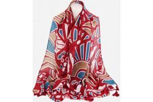 Женская шаль Traum красный