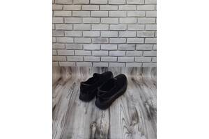 Женские кожаные кроссовки 00623