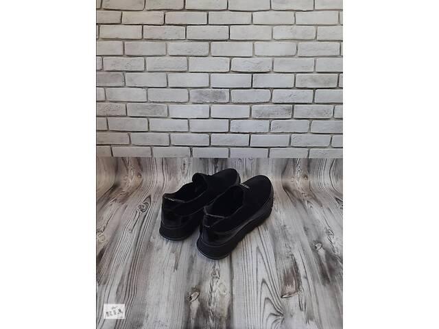 купить бу Женские кожаные кроссовки 00623 в Мелитополе