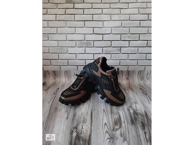 бу Женские кожаные кроссовки 00627 в Мелитополе