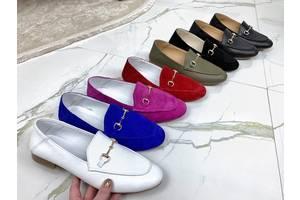 Жіночі туфлі лофери Gucci
