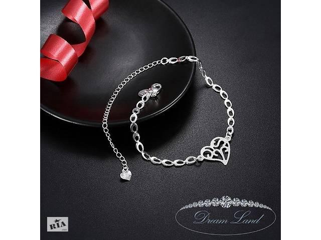 """Женский браслет на ногу """"Лира""""- объявление о продаже  в Червонограде"""