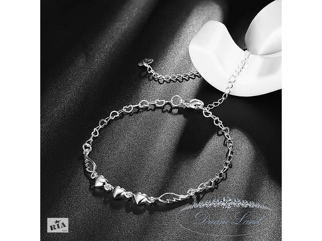 """Женский браслет на ногу """"Время любви""""- объявление о продаже  в Червонограде"""