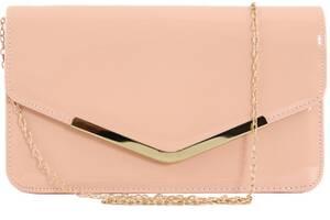 Женский сумка-клатч Traum розовый