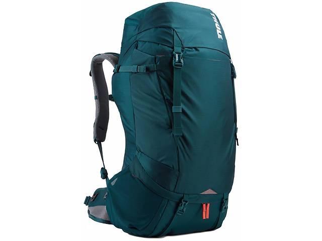 купить бу Женский туристический рюкзак 50 л. Thule Capstone 50L - Deep Teal Women's; TH223104, тёмно-зелёный в Киеве