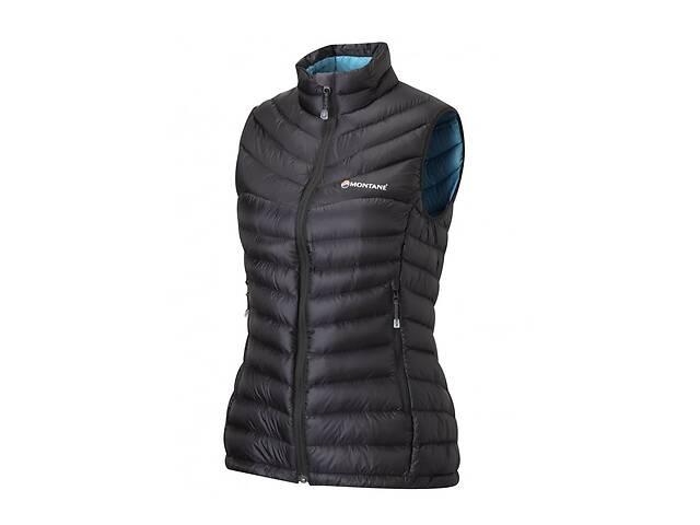 продам Жилет Montane Female Featherlite Down Vest Black (1004-FFEDVBLA) бу в Киеве