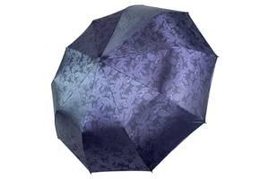 Зонт женский складной Jacquard Flagman Полуавтомат Фиолетовый (5135ZT)