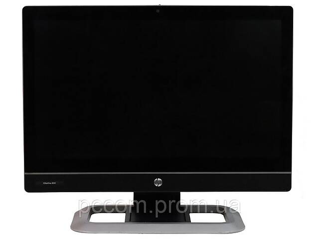 "купить бу 23"" Моноблок HP EliteOne 800 G1 All-in-One Touch Full HD Core I5 4570S 8Gb RAM 240GB SSD в Киеве"