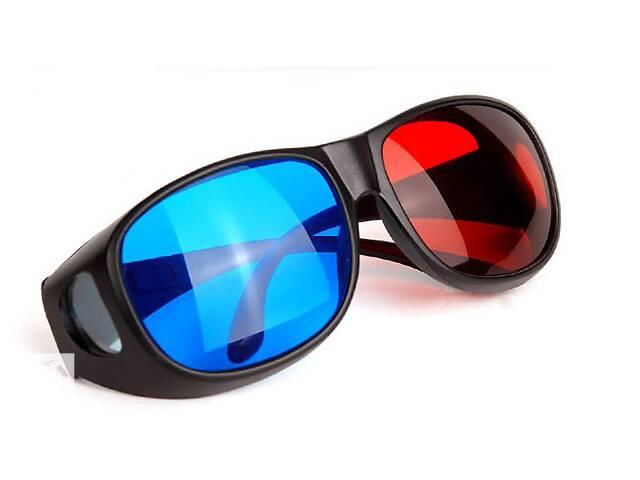 бу 3D стерео очки (анаглифные) профессиональной серии  (nov_0904) в Киеве