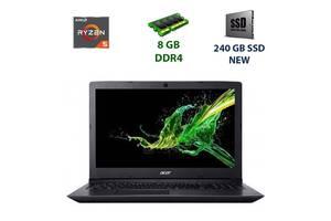 """Acer Aspire A315-41 / 15.6"""" (1920x1080) TN+film LED / AMD Ryzen 5 2500U (4 (8) ядра по 2.0 - 3.6 GHz) / 8 GB DDR4 / 2..."""