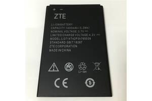 Аккумулятор для для телефона ZTE Li3714T42P3h765039 1400mAh