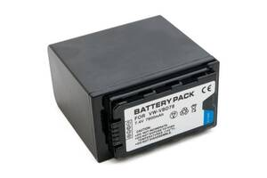 Аккумулятор к фото/видео EXTRADIGITAL Panasonic VW-VBD78, Li-ion, 7.4V, 7800mAh (BDP2694)