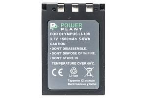 Аккумулятор к фото/видео PowerPlant Olympus LI-10B, Li-12B (DV00DV1056)
