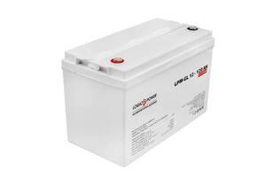 Аккумуляторная батарея LogicPower 12V 120AH (LPM-GL 12 - 120 AH) GEL