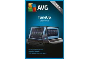 Антивирус AVG TuneUp Unlimited 1 year (AVG-TUp-U-1Y)