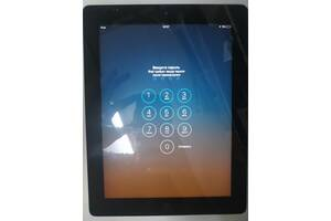 Apple iPad 2 A1395 Wi-Fi 16GB Black пароль 220802