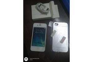 Apple iPhone 4 16GB із США !БЕЗ iCloud ! GSM зв'язок ! Версія: 7.1.2 !Неверлок !