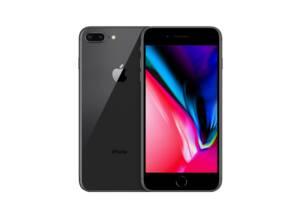 Apple iPhone 8 Plus 64GB Space Grey Neverlock Refurbished + Силиконовый чехол + Защитное стекло 2.5D
