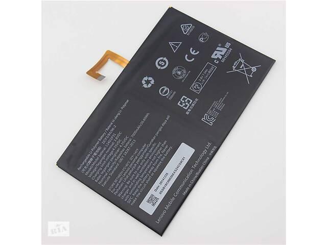 купить бу Батарея для планшета Lenovo L14D2P31 (IdeaTab: A10-70F, Tab 2 X30F, X30M series) 3.8V 7000mAh 26.6Wh Black в Харькове