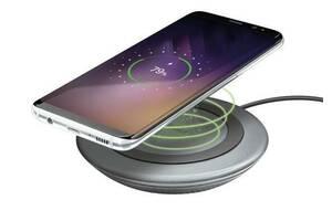 Беспроводное ЗУ Trust Yudo10 Fast Wireless Charger 5W Black