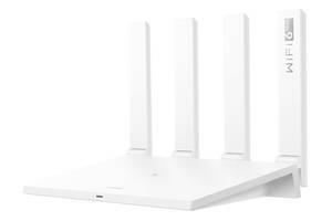 Беспроводной маршрутизатор Huawei AX3 Dual-Core WiFi 6+ MESH Gigabit Router (6590345)