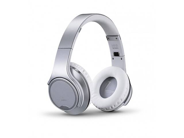 бу Бездротові Bluetooth навушники-колонки 2 в 1 SODO MH1 Silver (450027) в Одесі