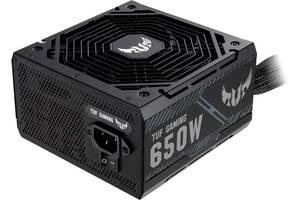 Блок питания Asus TUF Gaming 650W 80+ Bronze (TUF-GAMING-650B) (6667569)